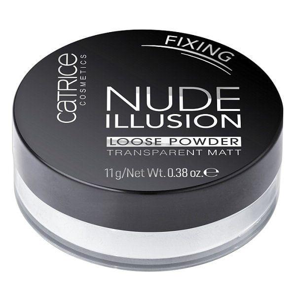 Kompaktinė biri pudra CATRICE Nude Illusion Loose Powder 11g