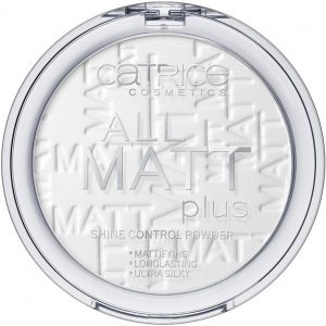 Kompaktinė pudra CATRICE All matt plus shine control 001 10g