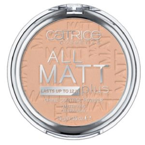 Kompaktinė pudra CATRICE All matt plus shine control 025 10g