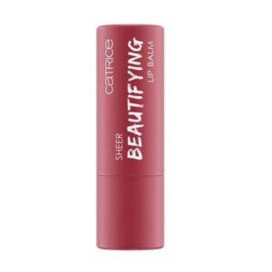 Lūpų balzamas CATRICE Sheer Beautifying Lip Balm 030 4.5g