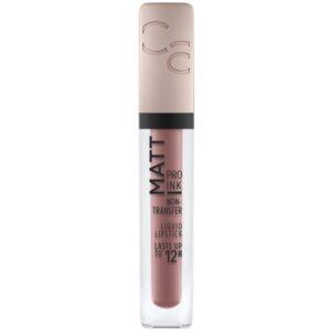 Lūpų dažai CATRICE Matt Pro Ink Non-Transfer Liquid Lipstick 010 5ml