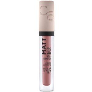 Lūpų dažai CATRICE Matt Pro Ink Non-Transfer Liquid Lipstick 050 5ml