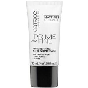 Makiažo pagrindas CATRICE Prime And Fine Pore Refining Anti-Shine 30ml