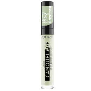 Maskuojamoji priemonė CATRICE Liquid Camouflage High Coverage Concealer 200 5ml