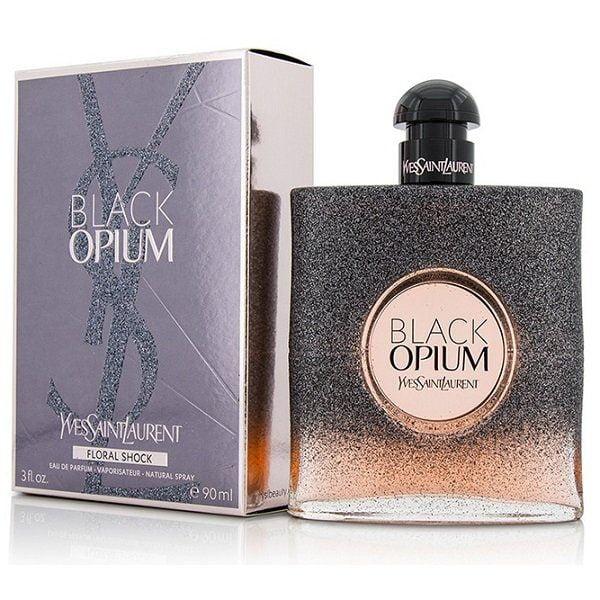 Parfumuotas vanduo moterims Yves Saint Laurent Black Opium Floral Shock EDP 90ml (2)