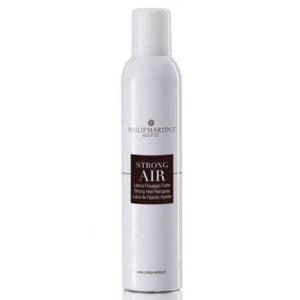 Plaukų lakas, stiprios fiksacijos Philip Martin's Strong Air Lacca Spray 300ml