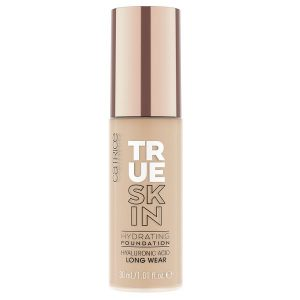 Pudra kremas CATRICE True Skin Hydrating Foundation 020 30g