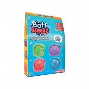 Vonios bombų rinkinys ZIMPLI KIDS (4vnt.)