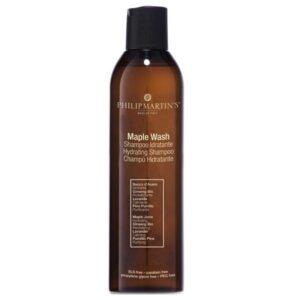 Drėkinamasis šampūnas pažeistiems plaukams Philip Martin's Maple Wash 250ml