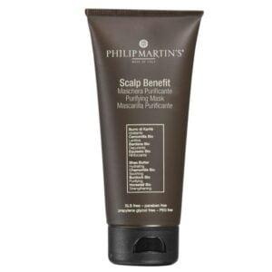 Maitinamoji kaukė nuo plaukų slinkimo Philip Martin's Scalp Benefit 200ml