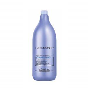 Šampūnas naikinantis geltonus atspalvius Blondifier Cool 1.5l