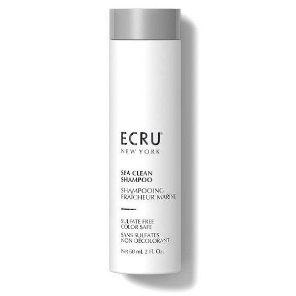 Šampūnas plaukų stiprinimui Ecru Sea Clean 60ml