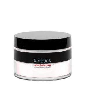 Akrilo pudra Kinetics K-Polymer Absolute Pink 168g