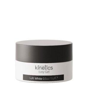 Baltas gelis Kinetics Easy Gel Soft White 15ml