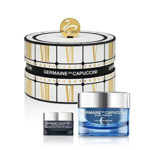 Dovanų rinkinys Germaine De Capuccini Golden Hours Excel Therapy O2 cream