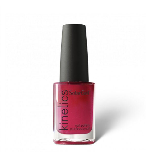 Hibridinis nagų lakas Kinetics Freedom Solar Gel Polish High Society Pink #140 15ml