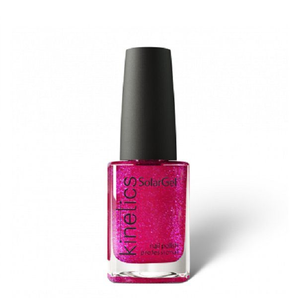 Hibridinis nagų lakas Kinetics Freedom Solar Gel Polish Raspberry Fizz #164 15ml