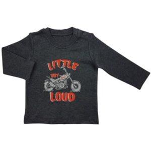 Medvilniniai marškinėliai CAN GO Wild 189 (68cm-98cm)
