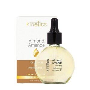 Nagų odelių aliejus Kinetics Cuticle Oil Almond 75ml