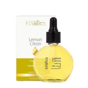 Nagų odelių aliejus Kinetics Cuticle Oil Lemon 75ml