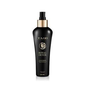 Detoksikuojantis plaukų eliksyras T-Lab Royal Detox Premier 150ml