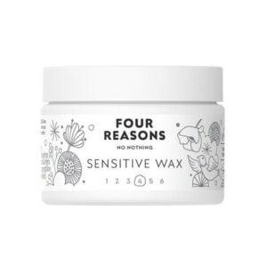 Four-Reasons-No-Nothing_Sensitive-Wax-hajusteeton-hiusvaha
