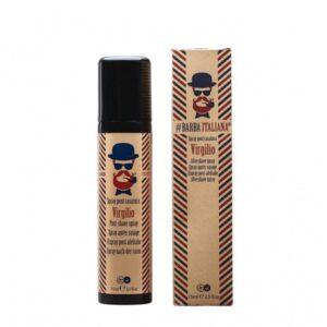 Gelis po skutimosi Barba Italiana Post-Shave Spray Virgilio 75ml
