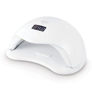 Hibridinė UV LED gelio lempa OSOM Professional 48W OSOM5PLUS (su LCD ekranėliu)