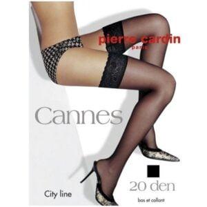 Juodos-kojines-su-neriniais-Pierre-Cardin-Cannes-20-denu
