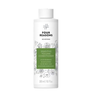 Kondicionierius plaukų apimčiai Four Reasons No Nothing Sensitive 300ml