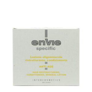 Losjonas atstatantis plaukų struktūrą ENVIE 10x10ml