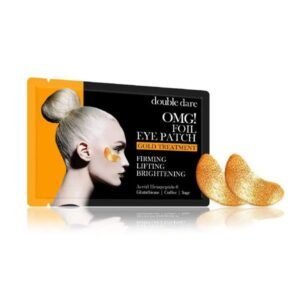 Paakių pagalvėlės OMG Foil Eye Patch - Gold Theraphy EP-G