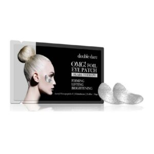Paakių pagalvėlės OMG Foil Eye Patch - Pearl Theraphy