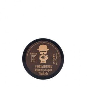 Plaukų formavimo gelis Barba Italiana Brillantina Strong For Hair Valpolicella Superiore 50ml