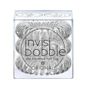 Plaukų gumytės Invisibobble Original Crystal Clear