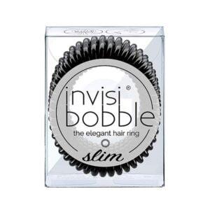 Plauku-gumytes-Invisibobble-Slim-True-Black-3vnt