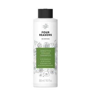 Šampūnas suteikiantis apimties Four Reasons No Nothing Sensitive 300ml