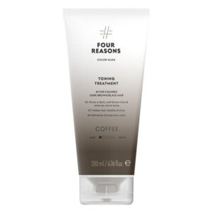 Tonuojanti kaukė Four Reasons Color Mask Coffee 200ml