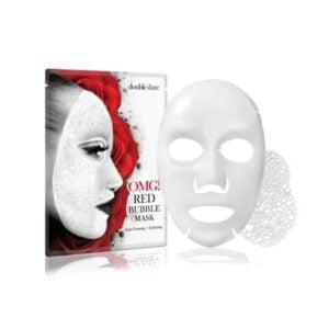 Valanti veido kaukė OMG RED Bubble Mask