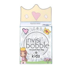plaukų gumytės Invisibobble Princess Sparkle, 3vnt