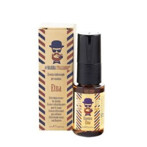 priemonė barba italiana refreshing essence for shaving etna•