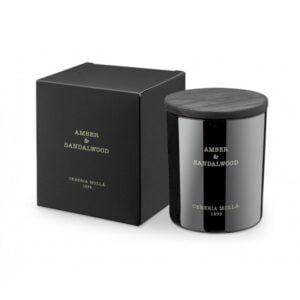 Aromatinė žvakė Cereria Molla Amber&Sandalwood 250g