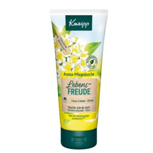 Dušo gelis su citrinomis Kneipp Lebensfreude 200ml