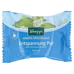 Kvepianti vonios tabletė Kneipp Entspannung Pur 80g