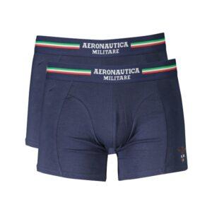 Mėlynos vyriškos trumpikės Boxer Aeronautica Militare, 2vnt