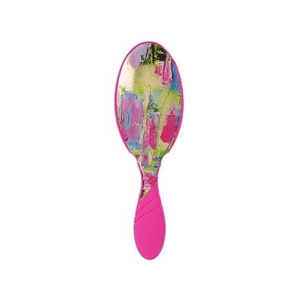 Plaukų šepetys WetBrush Pro Bright Future Pink