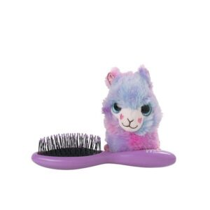 Plaukų šepetys vaikams WetBrush Plush Lama