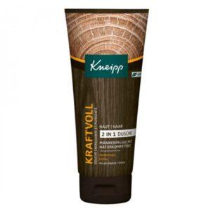 Šampūnas ir kūno prausiklis vyrams Kneipp Kraftvoll 2in1 200ml