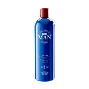 Šampūnas, kondicionierius, kūno prausiklis CHI Man 739ml