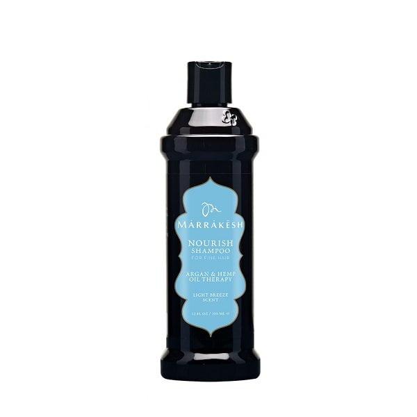 Šampūnas ploniems plaukams MARRAKESH Light Breeze 355ml (maitinantis)